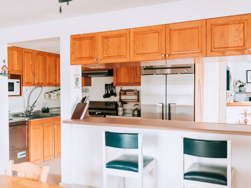 Anchorage House Kitchen