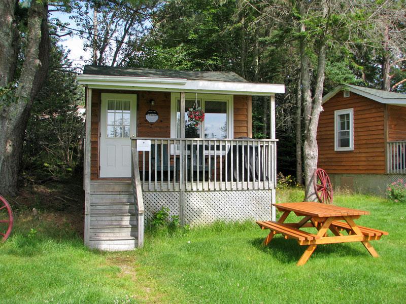 Aspotogan Cottage